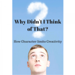 018 –  Why didn't I think of that – How Character limits creativity