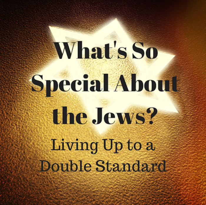 023 What's So Special About the Jews – The Anti-Semitic Double Standard
