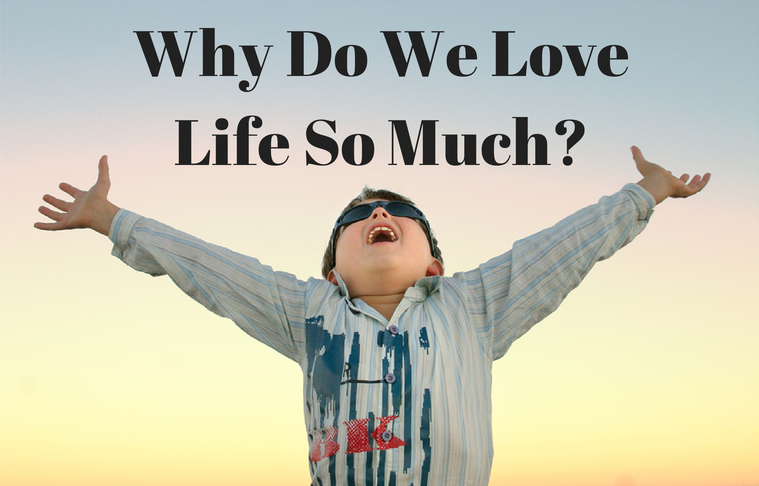 021 Why Do We Love Life So Much – Our True Desire for Life