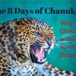 037 Special Holiday Edition - The 8 Days of Chanukah - Why Chutzpah is the Secret to Success