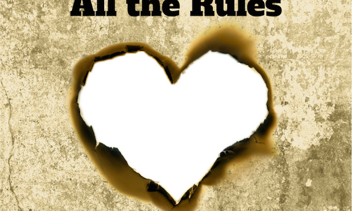044 How Love Breaks All the Rules – Etiquette and Being Close