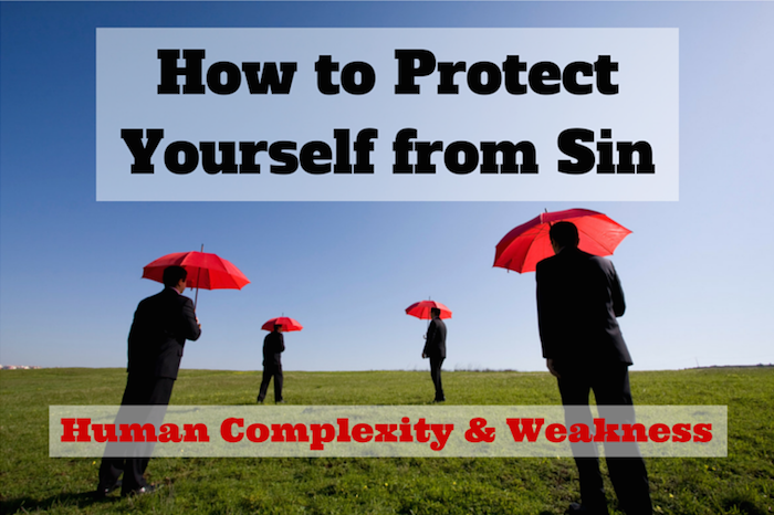 Special Holiday Edition - The 9th of Av - Torah Portion – Devarim – How to Protect Yourself from Sin - Human Complexity and Weakness