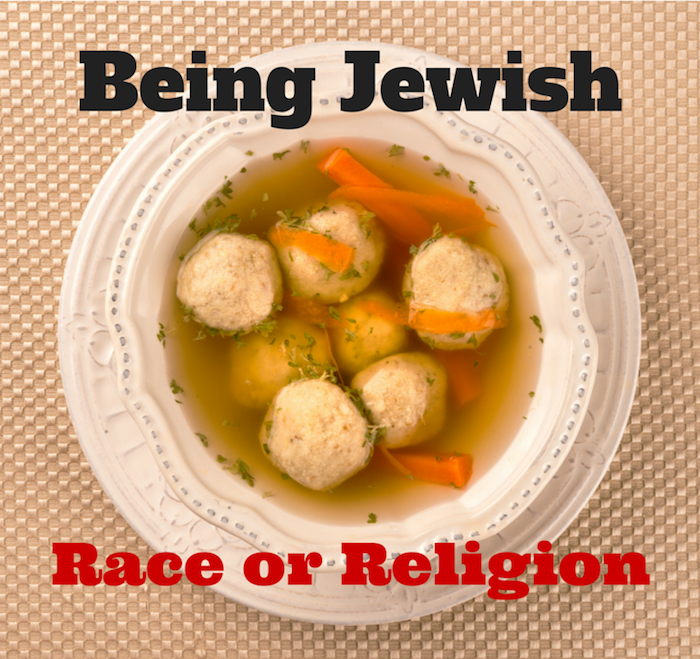 083 Being Jewish – A Race or Religion