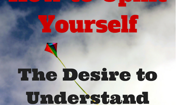 084 How to Uplift Yourself – The Desire to Understand