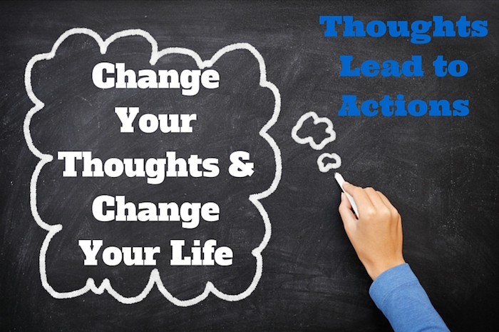 095 Torah Portion of the Week - Tzav - Change Your Thoughts and Change Your Life - Thoughts Lead to Actions
