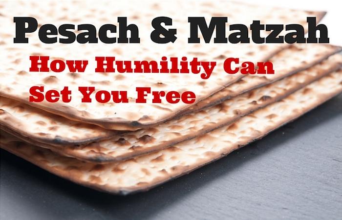 Pesach & Matzah