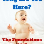 101 Why are We Here – The Foundations of Life