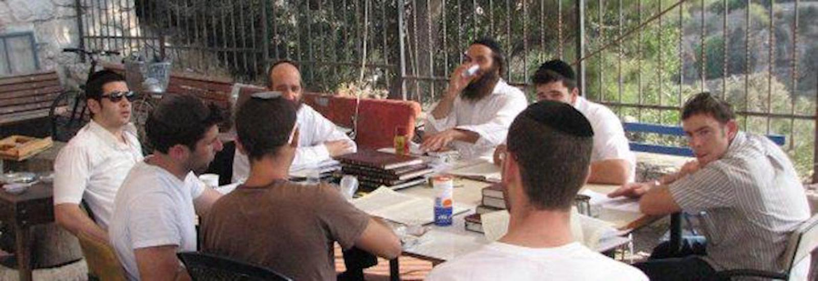 Global Yeshiva Gap Year Program